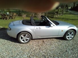 Mazda MX5 2.0i with Option Pack (Oct 2006)
