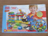 Thomas & Friends Mega Bloks - Thomas at the Sodor Paint Shop