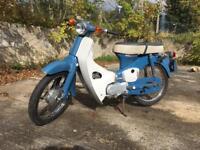 Honda c50zz c70c90