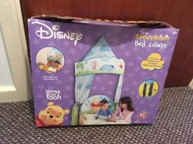 Winnie the Pooh bed canopy