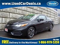 2014 Honda Civic EX Sunroof Htd Seats Fully Equipped