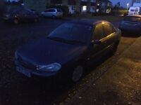 1999 mondeo 2.0 auto spares or repairs good banger racer