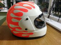 Arai Giga / Ultravent Vintage Racers Helmet