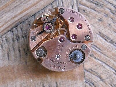 OMEGA Movement  Cal. 440 for parts n°2.