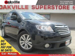 2008 Subaru Tribeca 7 PASSENGER | ACCIDENT FREE | LEATHER | SUNR