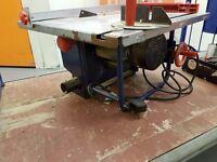 Powercraft MJ 10205 Adjustable Table Saw.