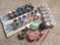 Stage / face painting makeup