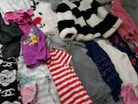 Girls Bundle Age 5-6 years