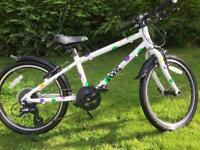 Child's bike Frog 55 spotty edition (can deliver to Inverness)