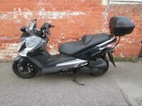 13 plate Sym Joymax evo 125i, READ FULL AD PLEASE.
