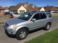 Honda CR-V, 4WD. Great condition truck, one owner from new, new MOT, drives perfectly