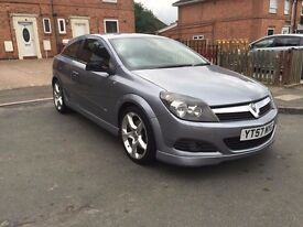 Vauxhall Astra 1.9 CDTi SRI 2007 X PACK CAMBELT CHANGED* 150 BHP*LOW MILES**3 Doors*