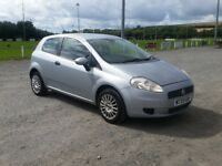 2009 Fiat Grande Punto 1.4, full year MOT - trade ins & swaps welcome - delivery available