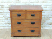 Unique Chest of Drawers Hardwood (Delivery)