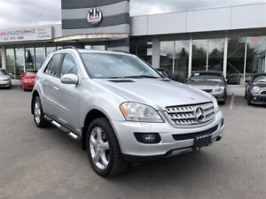 2006 Mercedes-Benz M-Class ML350 Loaded Only 118,000KM Luxury Pa