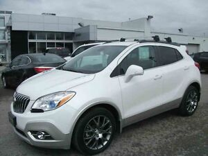 2016 BUICK ENCORE FWD SPORT TOURING FWD Sport Touring