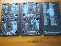 Free - Songs of Yesterday 5 cd box set