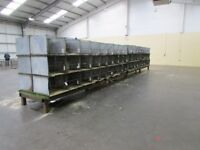 SECOND HAND POULTRY CAGES FOR SALE
