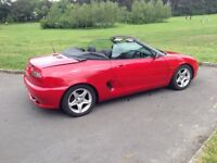 CABRIOLET REAR SCREEN REPLACEMENT NEEDED MGF
