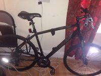 Carrera Hybrid Mountain Bike Crossfire 2, £170 ono