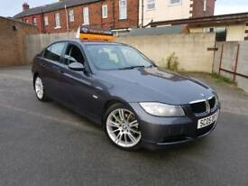 2005 BMW 320D ES 4 DOOR SALOON