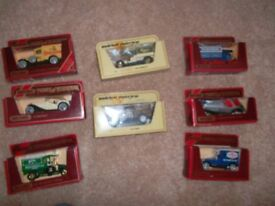 matchbox models of yesteryear- collectable cars -8