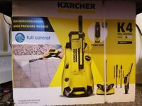 karcher k4 Control Home power washer from