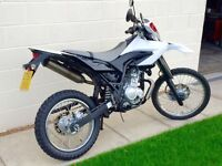 STUNNING YAMAHA WR125 YZF-R125 UK DELIVERY