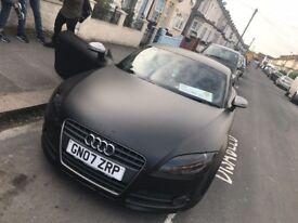 Audi TT £6,100 ONO