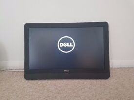 """Dell 23"""" All in one Full HD - i5 3.6GHz, 8GB RAM, 500GB Hard drive Wifi and Windows 10/Office 2016"""