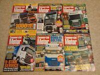 Free magazines January, February & March 2017