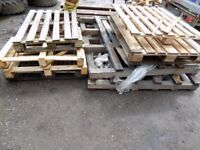 FREE PALLETS AND WOOD * FIRE WOOD , GARDEN FURNITURE , DIY JOBS *