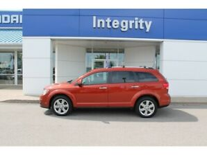 2012 Dodge Journey R/T AWD leather & Navigation