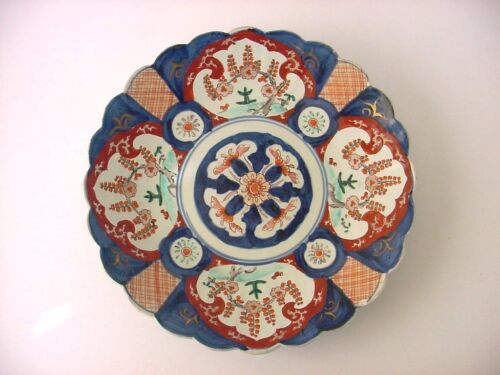 Antique Imari Japanese Charger