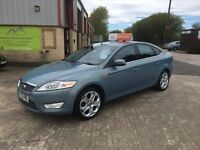 Late 2009 Ford Mondeo 1.8 TDCI Titanium X **Full History* (FINANCE AND WARRANTY) passat,a4