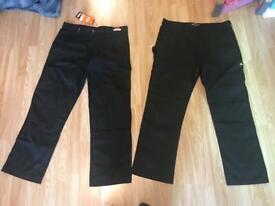 a2428db0 Scruffs Worker Plus work trousers, 32L never worn | in Southampton ...