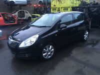 BREAKING - VAUXHALL CORSA D - 5 DOOR - ALL PARTS AVAILABLE