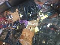 25 new ladies handbags mixed lot wholesale