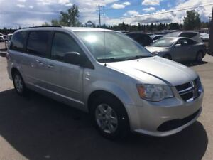 2012 Dodge Grand Caravan / SE/ STOW N GO/ DVD