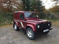 2002 (52) Land Rover Defender 90 County TD5 (no VAT)