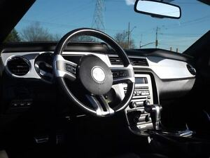 2012 Ford Mustang GT | CONVERTIBLE | FALL CLEAROUT! | LEATHER |  Stratford Kitchener Area image 5