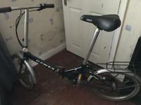 Dawes Folding Bike (like a Brompton)