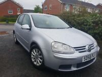 RELIABLE VW GOLF/1.9 TDI/DRIVES SMOOTH/MOT TILL SEPTEMBER/PERFECT EXTERIOR AND INTERIOR