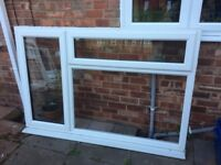 Double Glazed Window - Excellent Condition - only 5years old and recently removed
