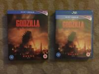 Godzilla Bly-Ray + Digital HD Copy
