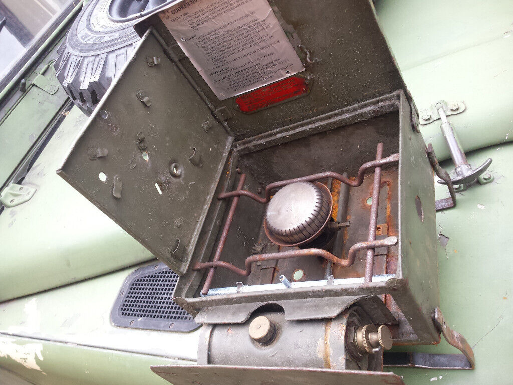 British Army Petrol Field Cooker / Stove No2 | in Burnham-on-Crouch, Essex  | Gumtree