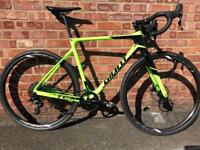 Giant tcx advanced cyclocross bike