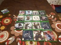 Xbox One Games £10 each or 3 For £25 No Offers