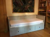 IKEA single Bed (extendable)