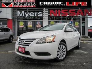 2013 Nissan Sentra CRUISE CONTROL, ECO & SPORT DRIVE, POWER LOCK